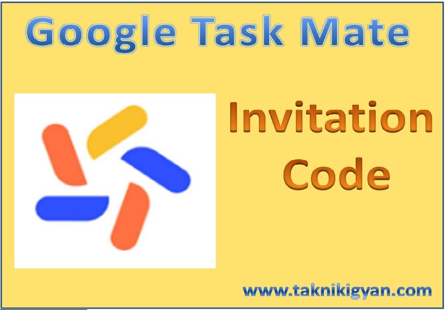 Google Task Mate India