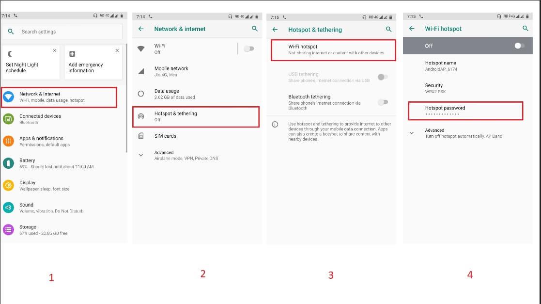 Hotspot ka Password kaise change kare Hindi-TaknikiGyan